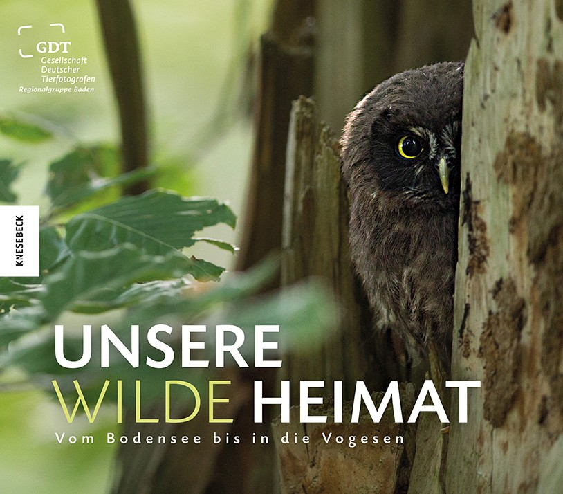 Cover: Unsere Wilde Heimat.